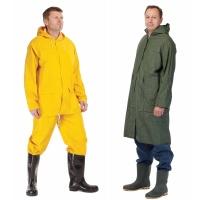 Pracovné odevy - Odevy a obuv do dažďa