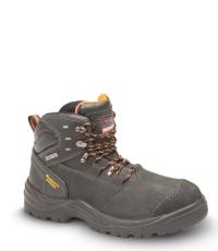 Zateplnená členková pracovná obuv