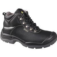 Pracovná / bezpečnostná členková obuv