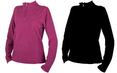 Pracovné odevy- Dámska fleecová mikina DIANA