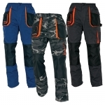 Pracovné odevy - Montérkové nohavice EMERTON  do pása