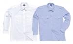 Pracovné odevy - Košeľa S102 s dlhým rukávom