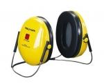 Chraniče sluchu OPTIME I., SNR 26 dB, s krčným oblúkom