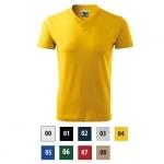 Pracovné odevy - Tričko V-NECK 160g (Nr.102)