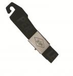 NA OBJEDNANIE! Pevný pánsky opasok Lee Cooper. Vďaka kovovej spone je ľahko nastaviteľný pre rôzne obvody pásu. Šírka: 40 mm. Materiál: polypropylén/elastán. Veľkosť: univerzálna