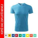 BEŽNE SKLADOM! Funkčné detské tričko FANTASY z mäkkého, hladkého materiálu. Vhodné na šport aj celodenné nosenie. 150g/m2, 100% polyester, veľ.: 122-146 cm