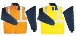 Pracovné odevy - Reflexná bunda FREEWAY 2v1