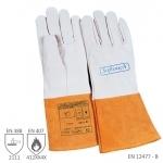 Pracovné rukavice WELDAS 10-1009 zváračské - cena od 14,13 €