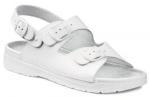 Pracovná obuv – Sandále LAMBDA SPARTA OB biela