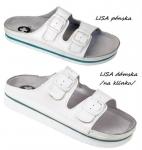 Pracovná obuv – Sandále CORK LISA OB korkové