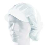 Pracovné odevy - Čiapka MAGDA so šiltom (100 ks)