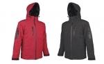 Pracovné odevy - Softshellová bunda SPIRIT pánska