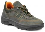Pracovná obuv -poltopánka trekingová SAHARA O1 green