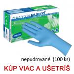 Jednorazové nitrilové rukavice Semperguard XTENSION predĺžené