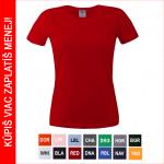 Pracovné odevy -Tričko dámske KEYA 180g - cena od 1,62 €