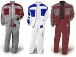 Monterková súprava ZIGO LUX 1 - nohavice do pása