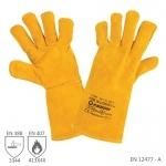 Pracovné rukavice KIRK zváračské - cena od 3,38 €