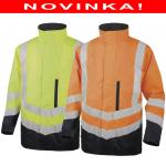 Pracovné odevy - Reflexná bunda OPTIMUM2 4v1