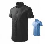 Pracovné odevy - Pánska košeľa krátky rukáv SBS