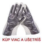 Rukavice HDPE polyetylén (100 ks)
