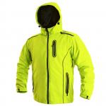 Pracovné odevy - Zateplená softshellová bunda ANNAPOLIS
