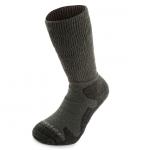 SKLADOM! Hrubé ponožky FROST s extra termoizolačnými vlastnosťami. Vhodné do teplôt -5°C až -25°C. Materiál: 49% vlna - merino, 45% polypropylen,  4% polyamid, 2% elastan. Veľkosť: 6-11 (39-46)