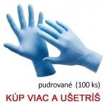 Jednorazové nitrilové rukavice BARBARY