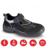 Pracovná obuv – Sandále AMSTERDAM S1 (nekovová)