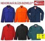 Pracovné odevy - Blúza BIZ2 Bizweld nehorľavá
