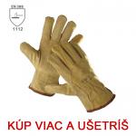 Pracovné rukavice PETE/ PIGEON/ MEKA - cena od 1,13 €