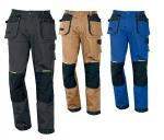 Pracovné odevy -  Montérkové nohavice OLZA do pása