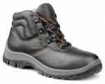 Pracovná obuv - BASIC DELTA O2 čierna členková zateplená