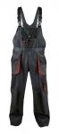Pracovné odevy-Montérkové nohavice F&F BE-01 s náprsenkou