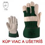 Pracovné rukavice BREMEN - cena od 2,68 €