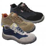 Pracovná obuv - Poltopánky ASTI S1P (nekovová)