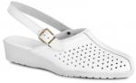 Pracovná obuv – Sandále 5-980010C f.10 biele dámske