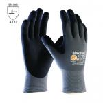 Pracovné rukavice - ATG MAXIFLEX ULTIMATE polomáčané 34-874