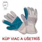 Pracovné rukavice FALCO/ MARY/ MAGPIE - cena od 1,20 €