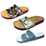 Pracovná obuv – Šľapky LOOFT korkové