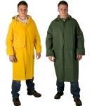 Pracovné odevy - Plášť nepremokavý s kapucou CYRIL /CETUS/