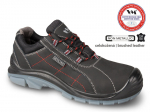 Pracovná obuv - poltopánka MIAMI S3 (nekovová)