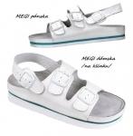 Pracovná obuv – Sandále CORK MEGI OB korkové