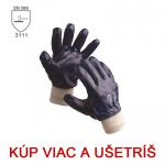Pracovné rukavice RONNY/ ROLLER/ARET č. 9, 10 - cena od 0,72 €