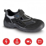 Pracovná obuv – Sandále AMSTERDAM O1 (nekovová)
