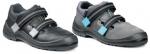 Pracovná obuv – Sandále TIMOR S1 čierna, sivá