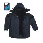 Pracovné odevy - Zimná bunda GOTLAND 3v1