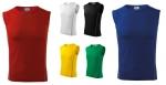 DOPREDAJ! Trendový top PLAYTIME so širšími ramenami.Vhodný na šport a pohybové aktivity vďaka použitému tvarovanému vláknu. 150 g/m2, 100 % polyester, veľ.: 122-158