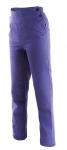 Pracovné odevy- Dámske montérkové nohavice do pása HELA