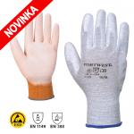 Pracovné rukavice A199 ESD, antistatické