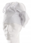 Pracovné odevy - Čiapka LUDVA - kuchárska bareta